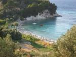 Gr�ija - otok Samos