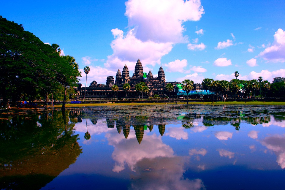 Kambodža – Angkor