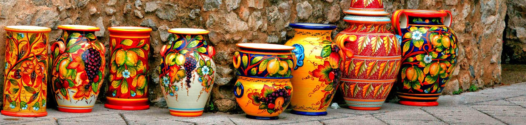 Sicilija-božanska keramika