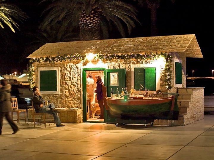 Advent v Splitu