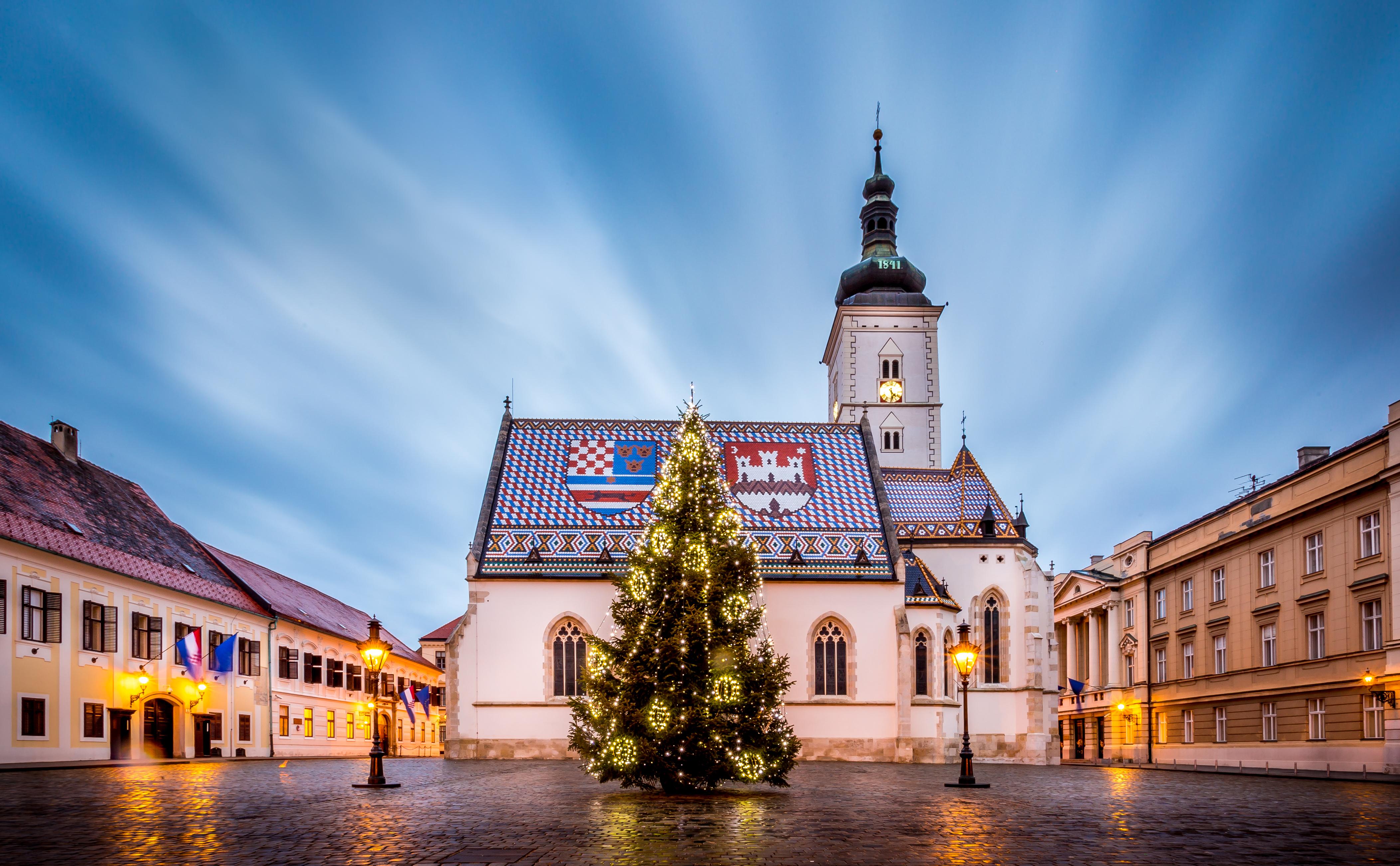 Advent v Zagrebu