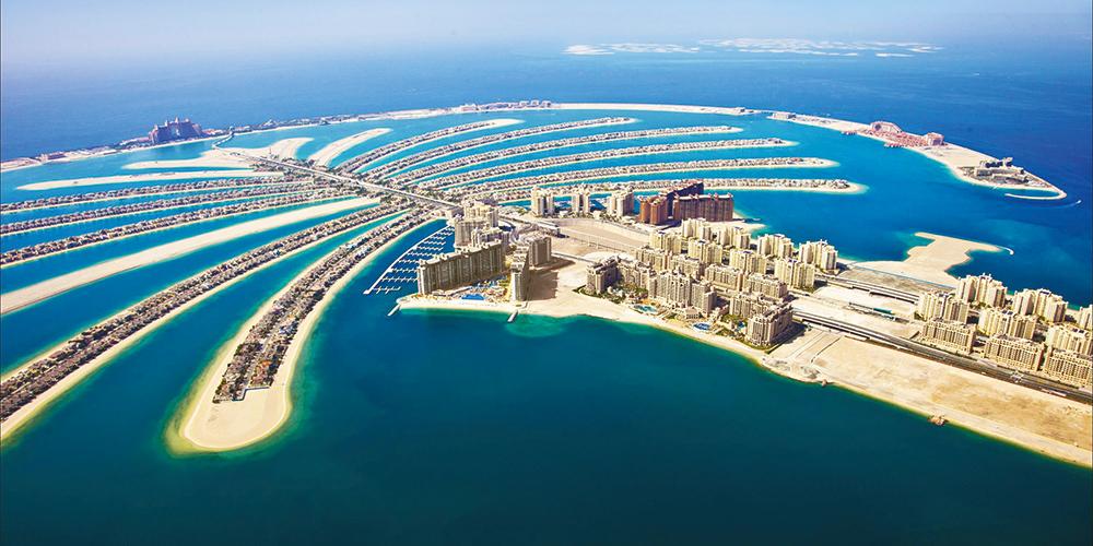 Dubaj – mesto nebotičnikov