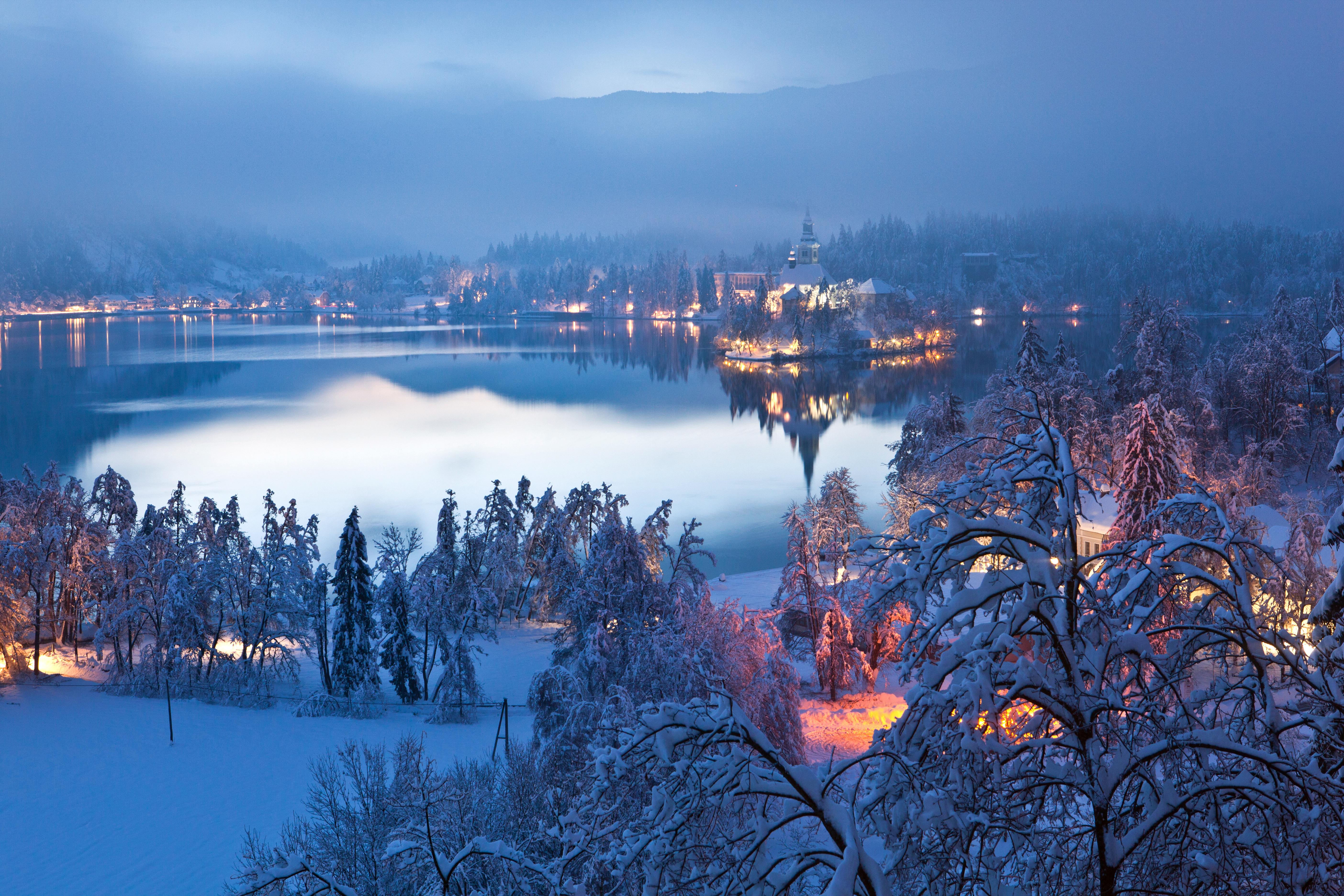 Ideje za družinski timbilding med zimskimi počitnicami