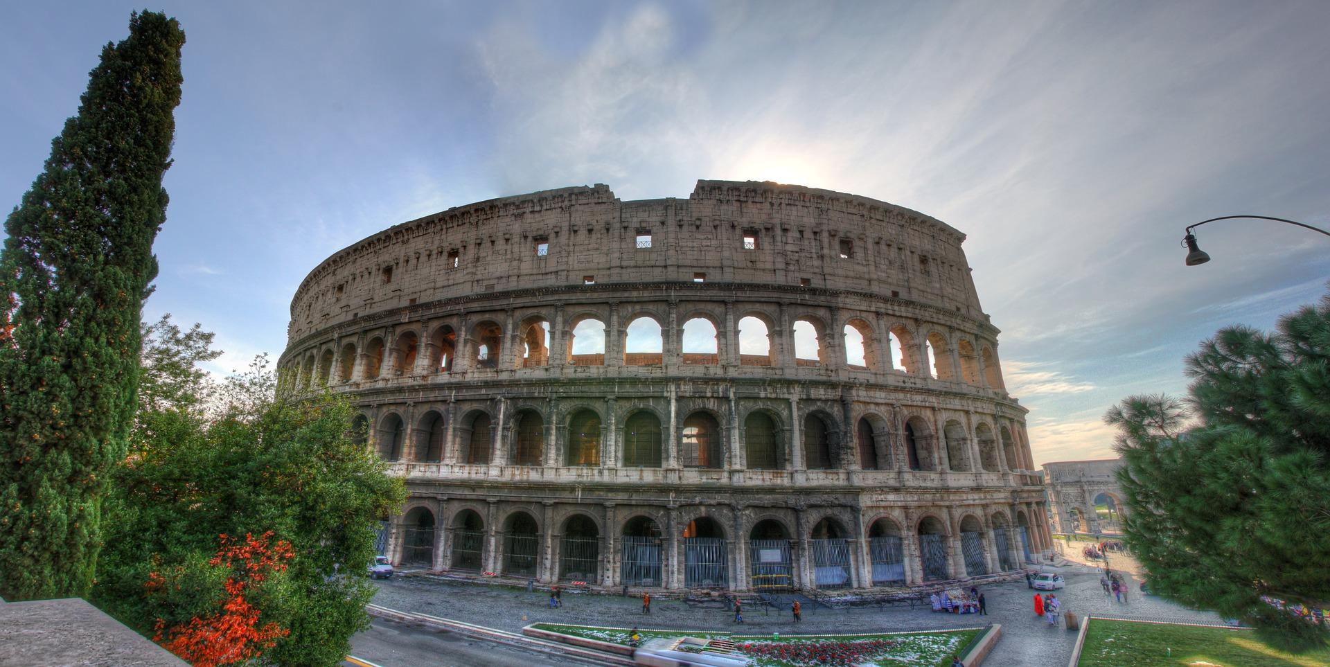 Večno mesto Rim