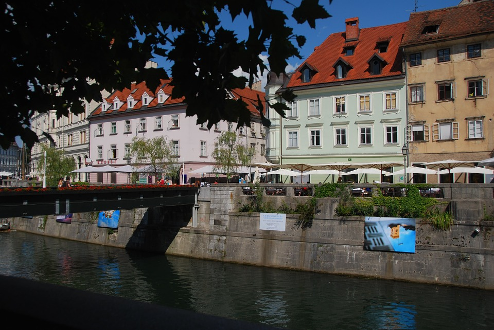 Top 5 slovenskih mest