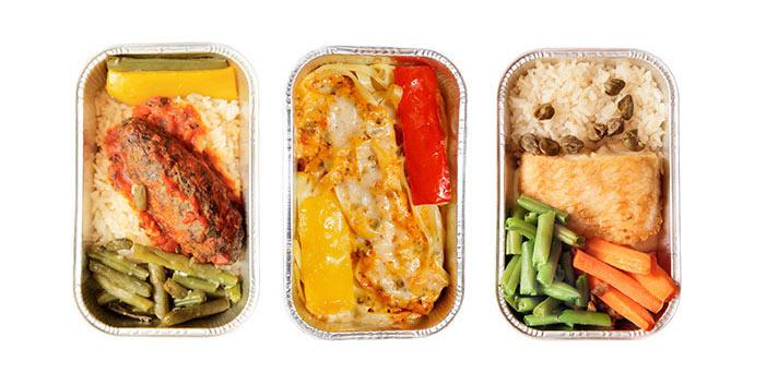 Katera letalska družba ponuja najboljšo hrano?