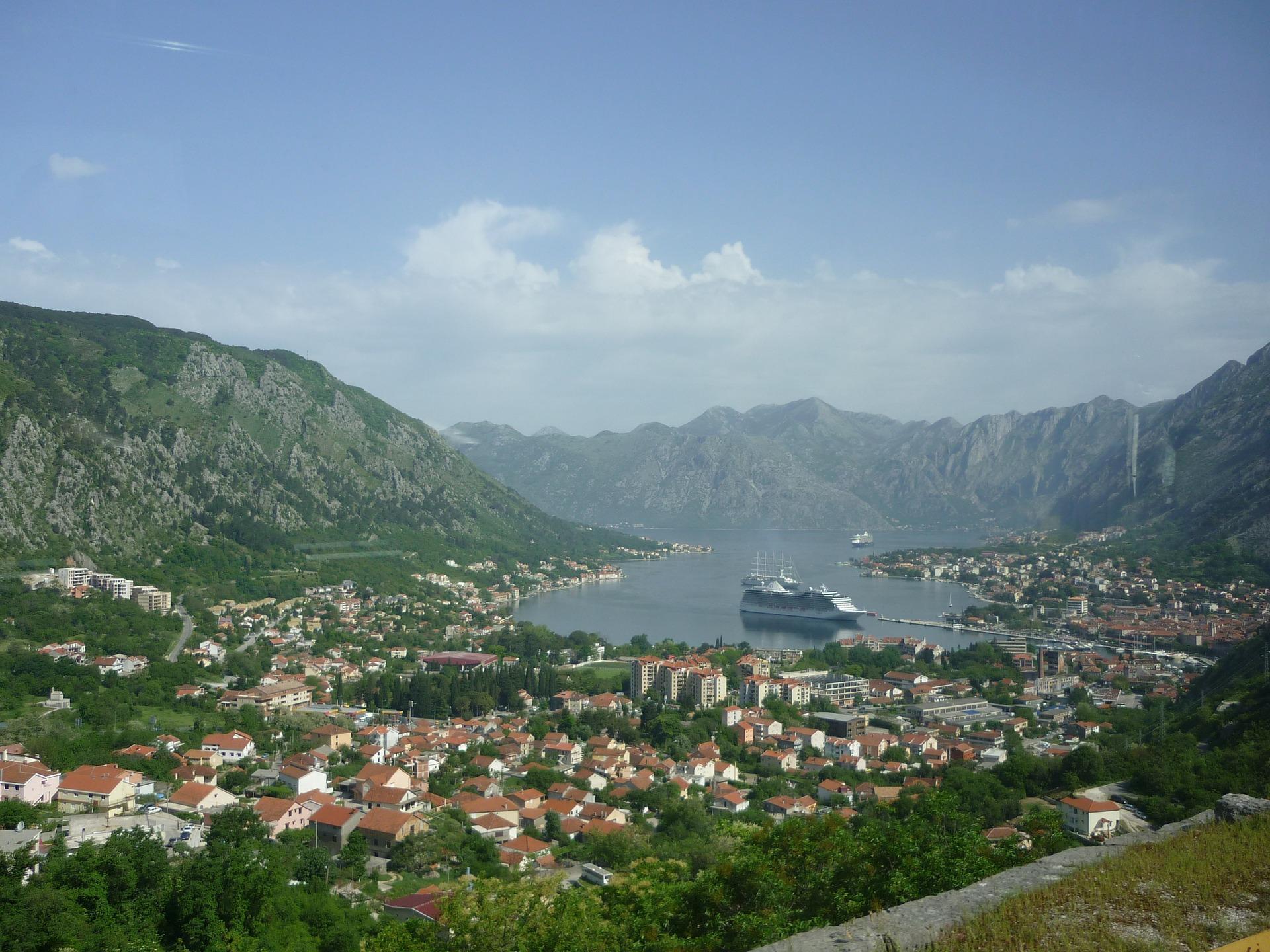 Kotor – slikovit kotiček Boke Kotorske