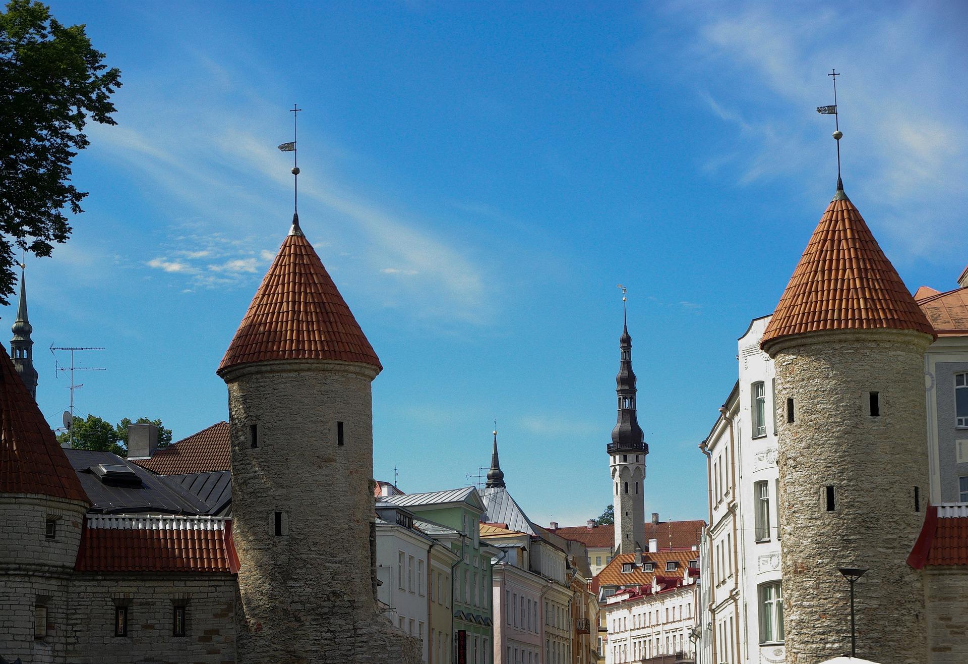 Estonija in srednjeveški Talinn