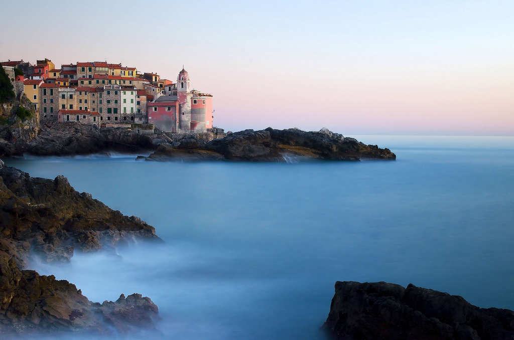 Tellaro v Italiji – očarljiva ribiška vas